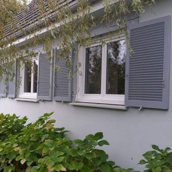 Menuiserie : pose de fenêtres